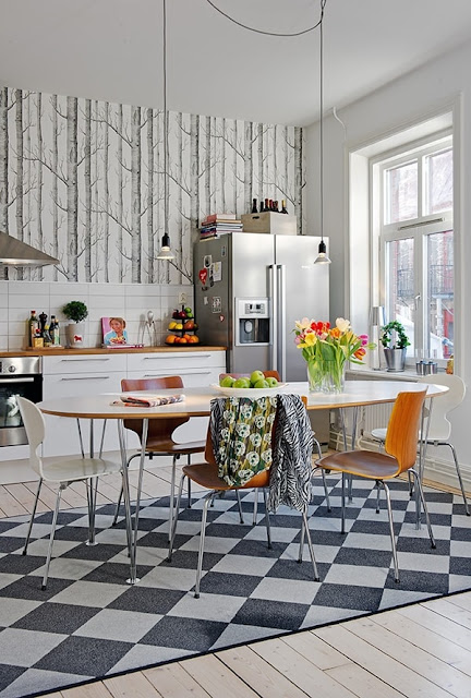 Ideas For Decorating With Wallpaper 4