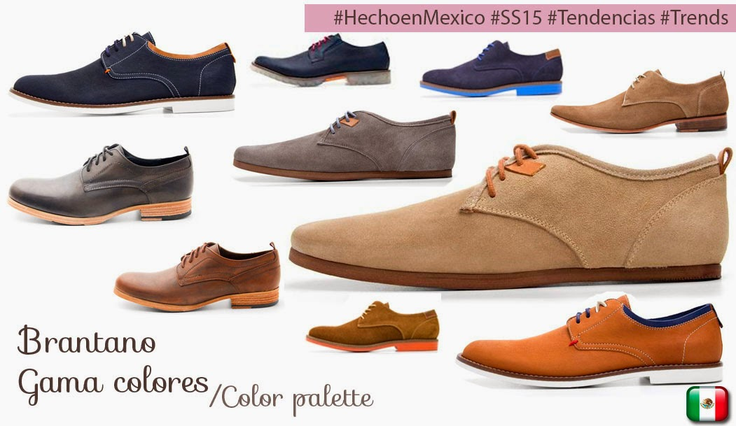 [Brantano] SS15 Shoes for the gentlemen.  L-vi.com