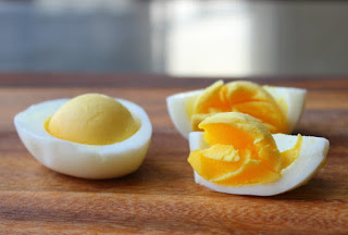 Soft Hard Boiled Eggs