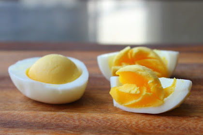 Soft Hard Boiled Eggs – Cooking amongst Steam