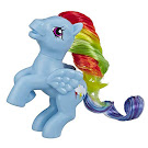 My Little Pony Retro Rainbow Mane 6 Rainbow Dash Brushable Pony