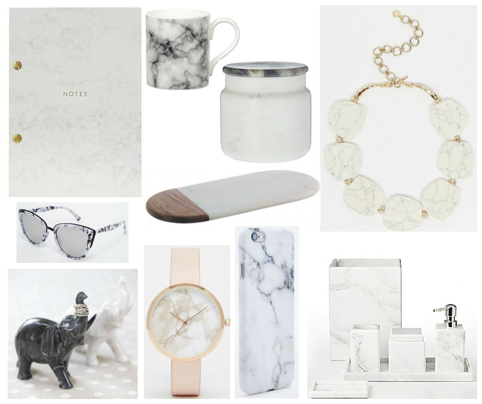 marble, design, homeware, iphone, elephant, safari, sungalsses, fashion, stationary, kitchen, accessories, watches, clock, bathroom, trend, lust list