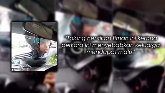 Lelaki Dalam Video 'Suami Gila Talak' Tampil Dedah Kisah Sebenar