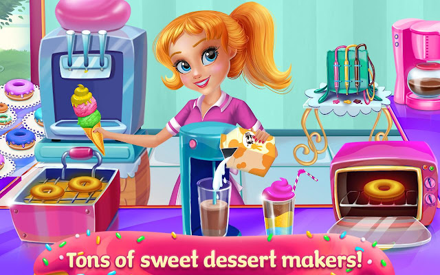 My Sweet Bakery - Donut Shop Hack Cheats Tool for Android iOS