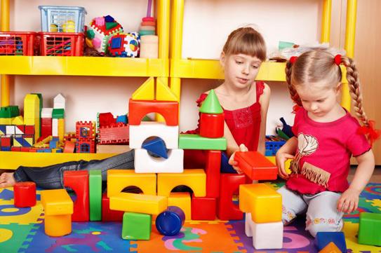 Giáo án chương trình đổi mới Đề tài: Chơi với đồ chơi dạng hình khối