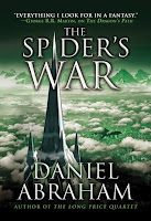 https://www.goodreads.com/book/show/20404905-the-spider-s-war