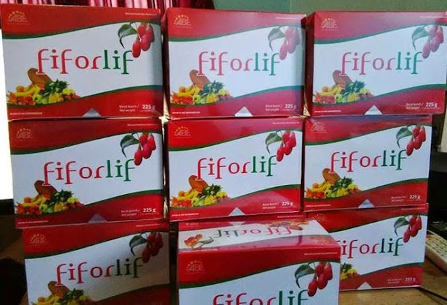 Jual Obat Herbal Pelangsing Fiforlif Makassar