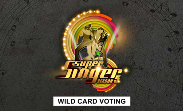 Airtel Super Singer 5 Wildcard Voting