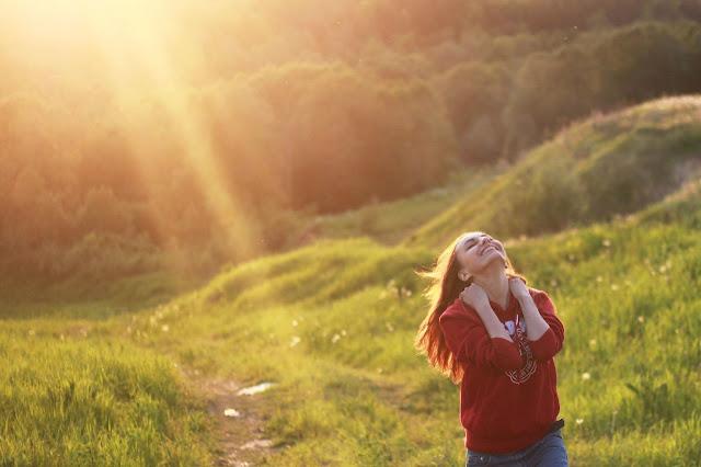 Учитесь жизнь свою благодарить...