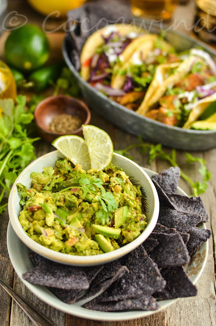 Guacamole for Cinco De Mayo