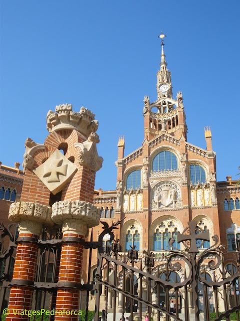 Ruta del modernisme, Barcelona, Catalunya, Patrimoni de la Humanitat, Unesco