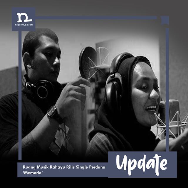 'Ruang Musik Rahayu' Rilis Single Terbaru 'Memoria'
