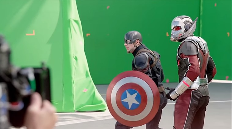 Penggunaan Teknologi CGI dalam Film