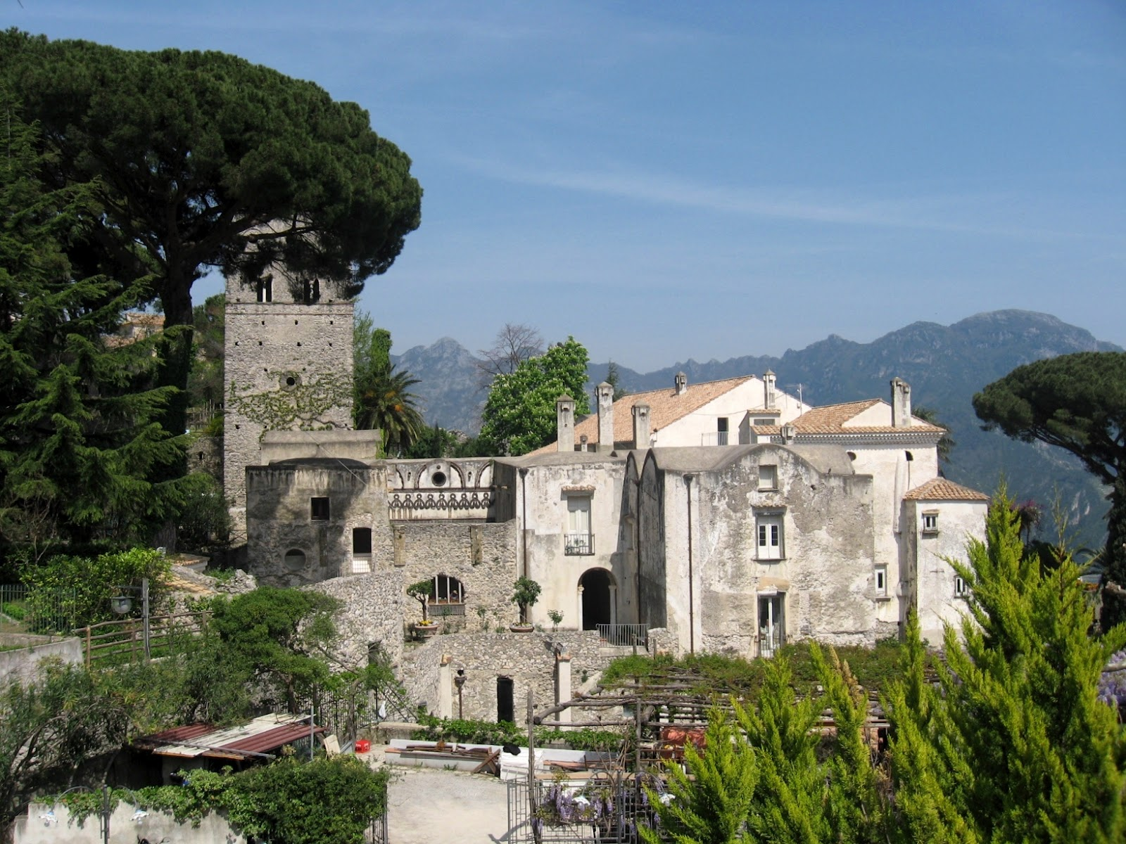 Travel Adventures Ravello A Voyage To Ravello Amalfi