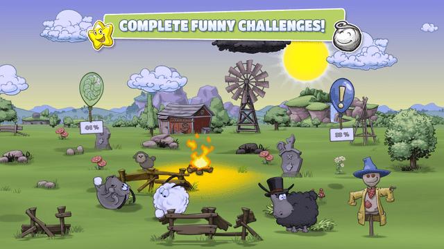 Game mengembala domba android ukuran kecil
