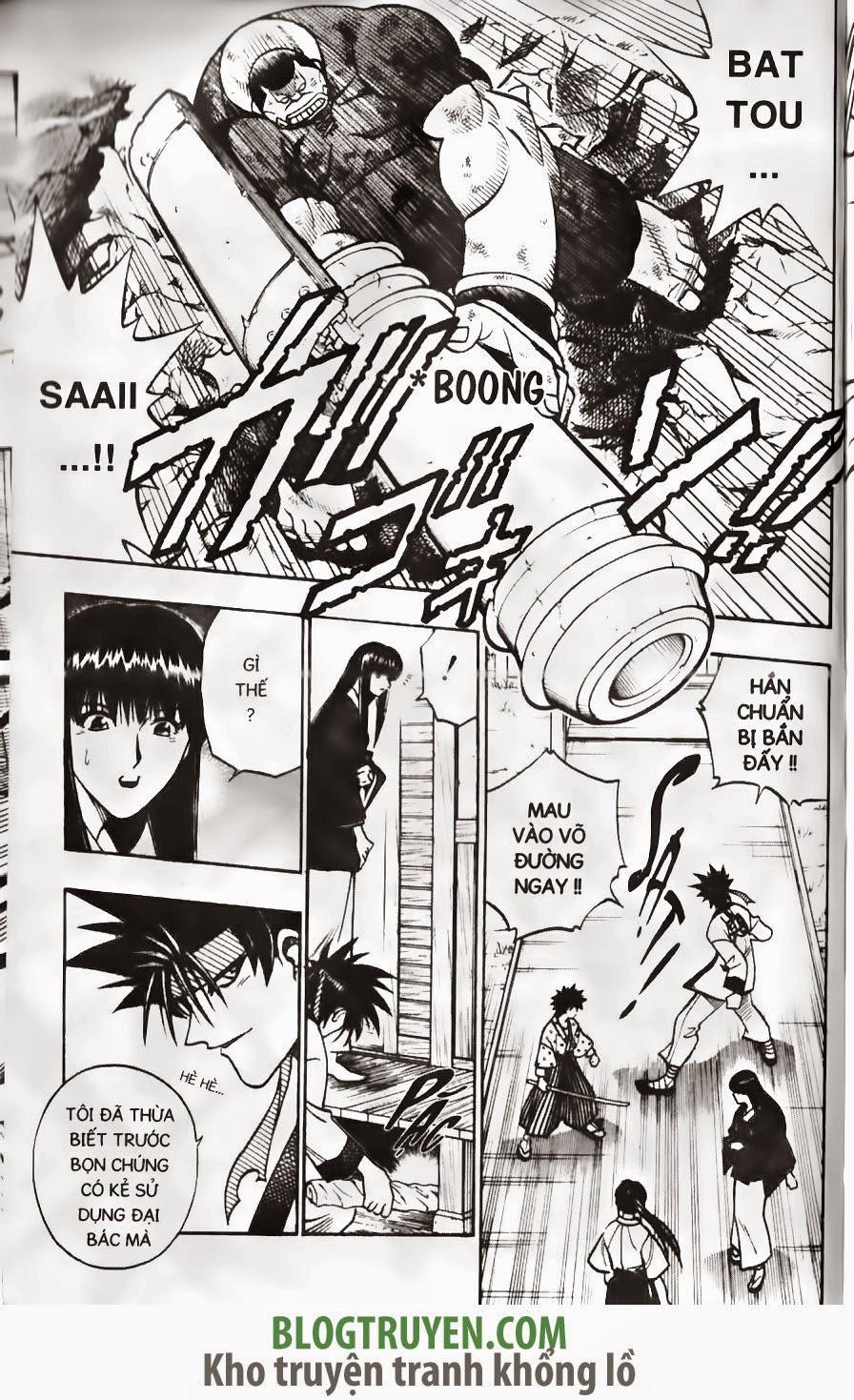 Rurouni Kenshin chap 185 trang 11