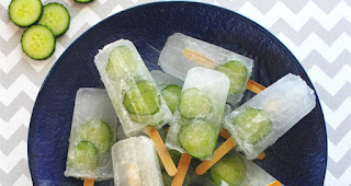Das Gin Tonic Eis mit Gurke | Do it yourself gegen Hitze