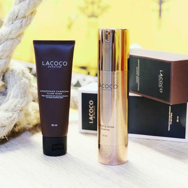skincare lacoco
