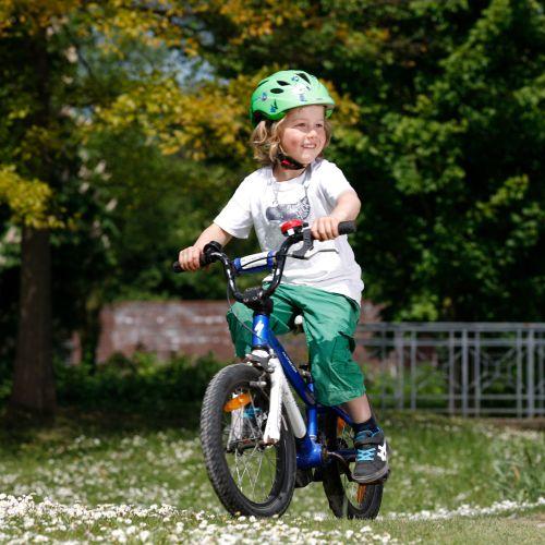Beste fietshelm kind test