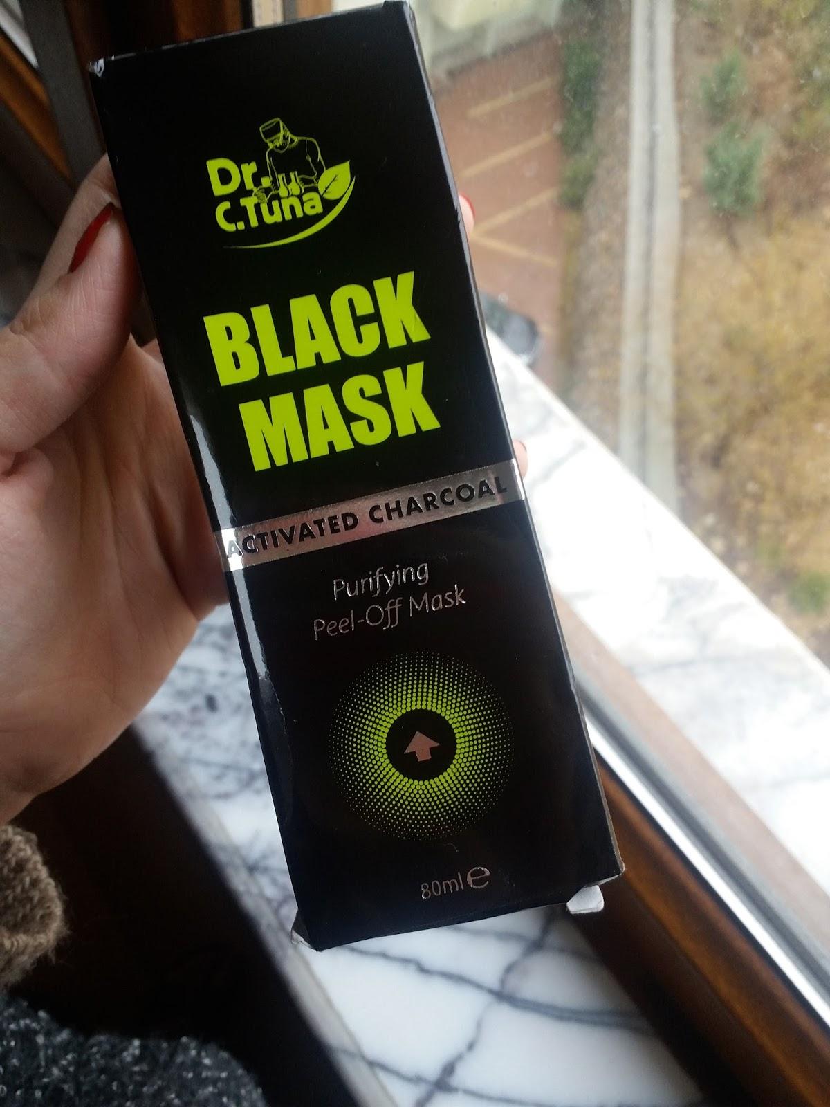 Tek Kullanımda Siyah Nokta Geçiren Peeling