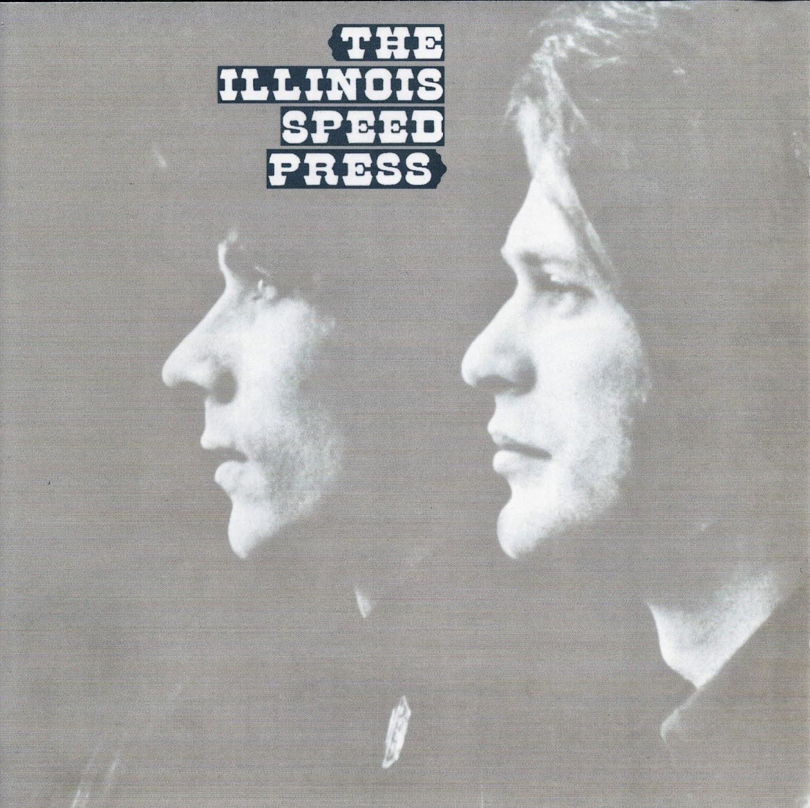 The Illinois Speed Press - The Illinois Speed Press (1969 us