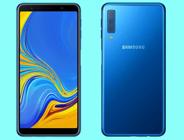 Samsung Galaxy A7 (2018) Philippines
