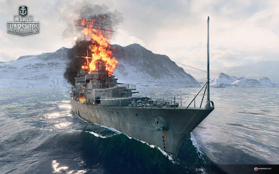 Juego World of Warships