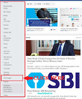 Use SBI Mingle on Facebook in hindi