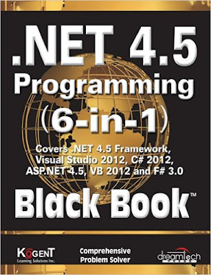 Download Free .NET Programming book PDF