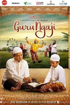 Sinopsis film Guru Ngaji (2018)