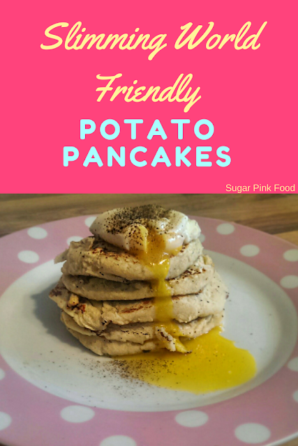 slimming world friendly potato pancakes recipe