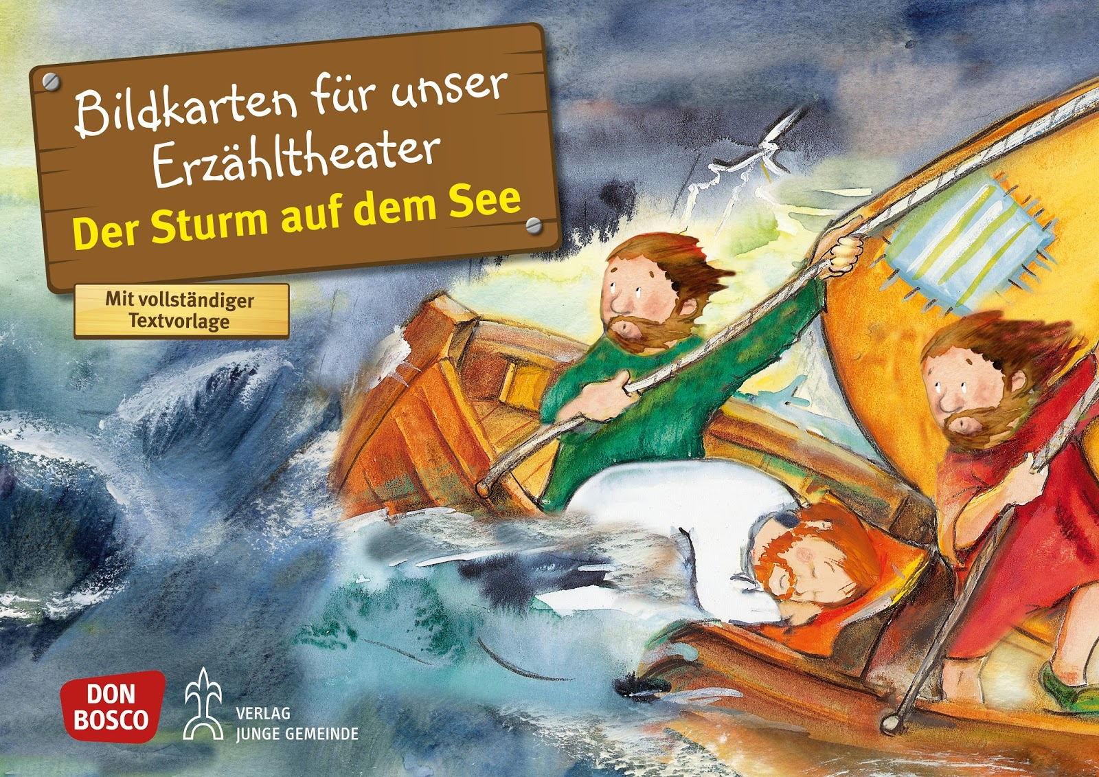 Kinderbuchkiste : Kamishibai Erzähltheater