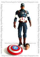 MMC Avengers 2 Captain America