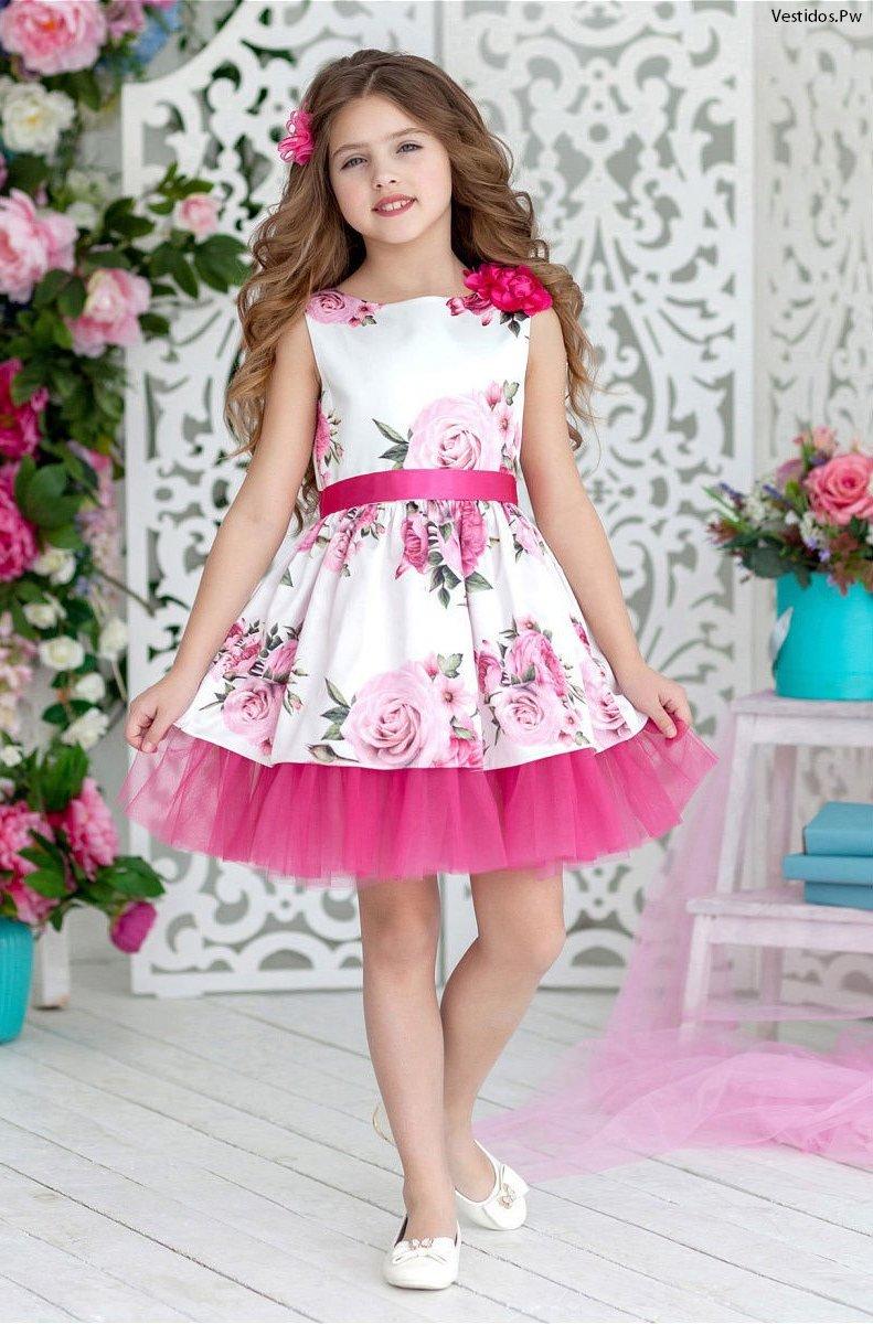 Imagenes de vestidos sencillos y bonitos casuales