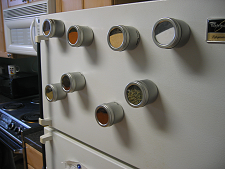 Magnetic Kitchen Cabinet Closures