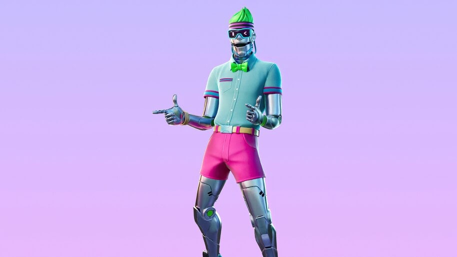 Fortnite, Bryce 3000, Skin, Outfit, 4K, #5.2250