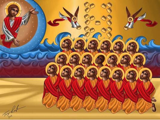 Calendario Gregoriano Santi.Diritti Umani Human Rights Patriarca Della Chiesa Copta