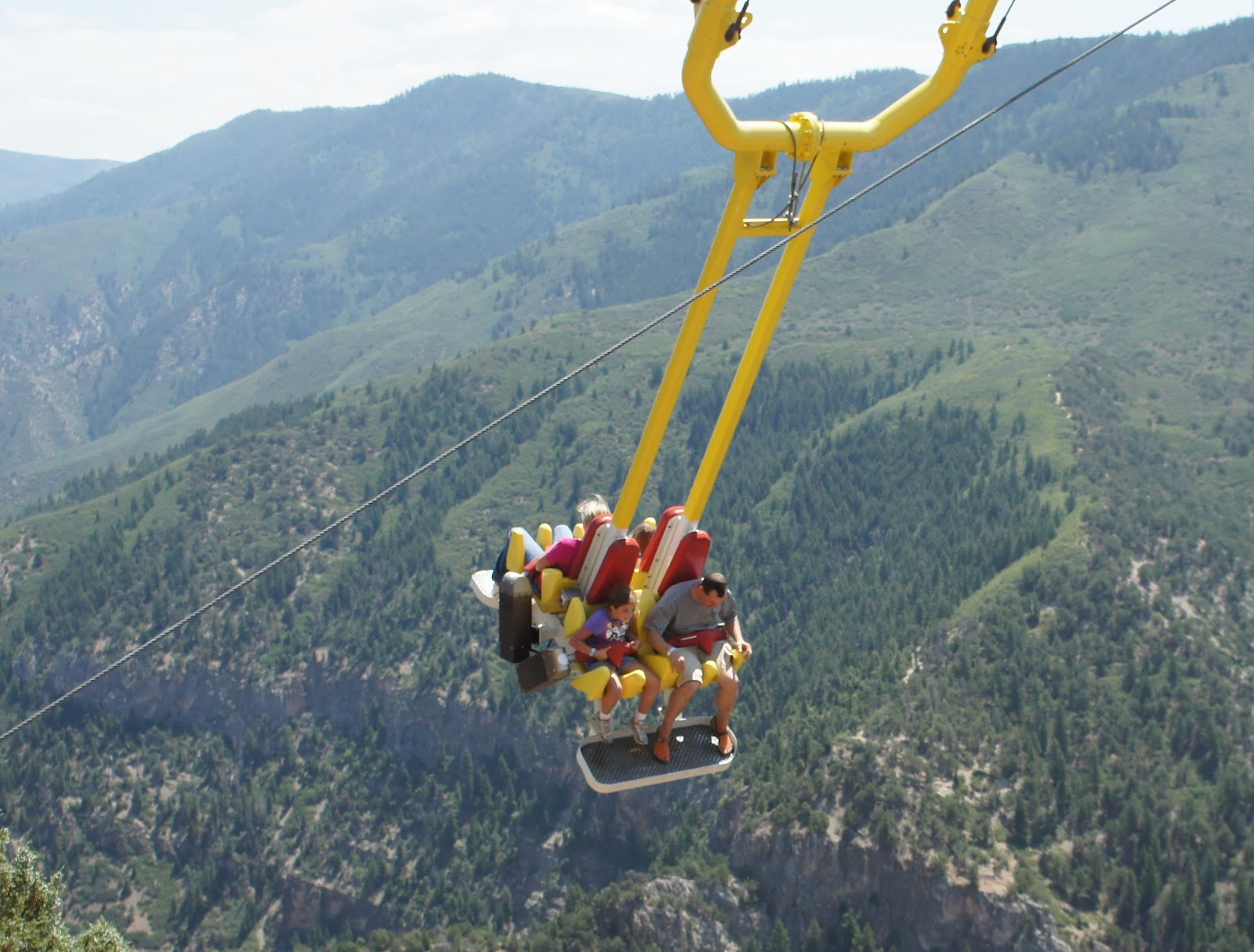 Mountains Rule Fun In Glenwood Springs