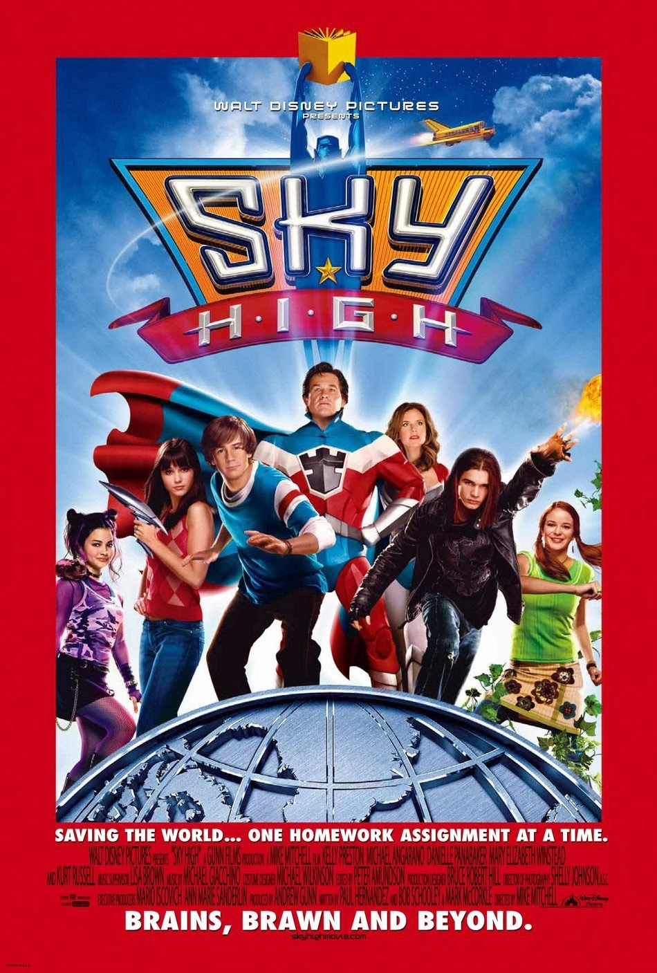 Watch Sky High (2005) Online For Free Full Movie English Stream