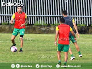 Oscar Ribera se recupera para el debut de Oriente Petrolero en el Torneo Apertura 2019 - DaleOoo