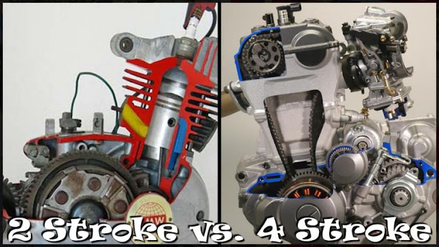 Two stroke Engine Advantages and Disadvantages