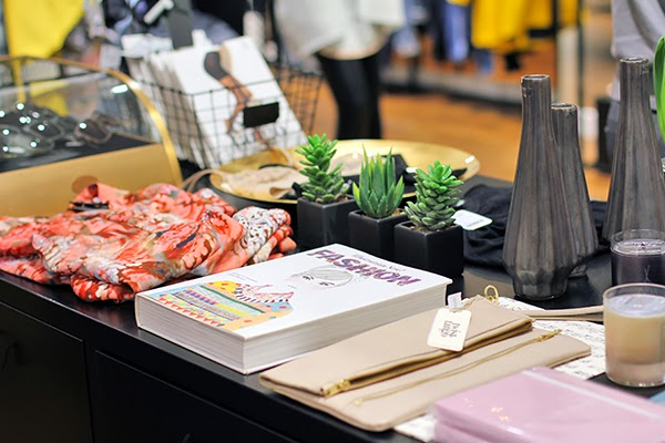 concept store launch