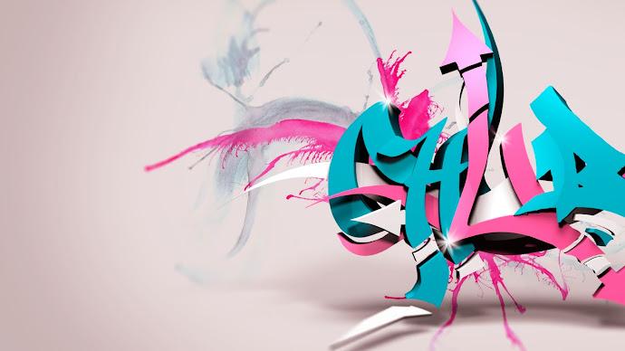 Wallpaper: Chub Graffiti