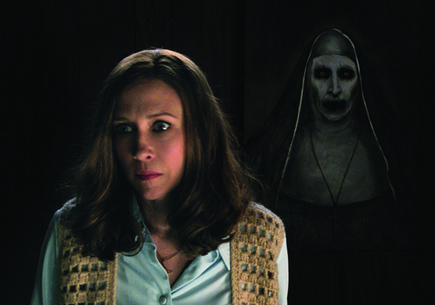 The Real Story Of Valak: I'm More Than A Demon From The Conjuring 2