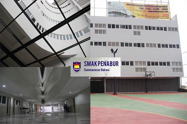 BPK Penabur Sekolah di Summarecon Bekasi