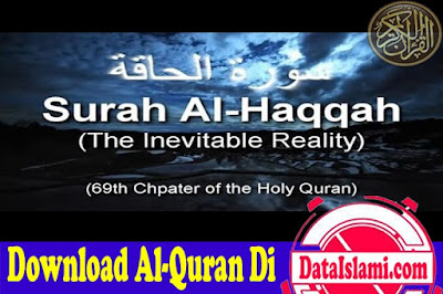 Download Surat Al Haqqah Mp3 Full Ayat Suara Merdu