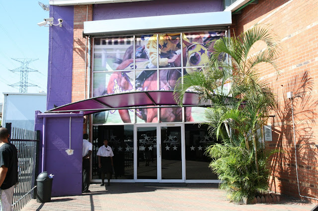Hollywoodbets Springfield Park - Main Entrance