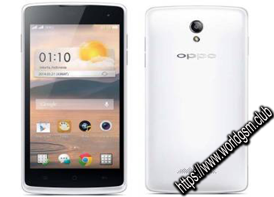 Oppo R1001 Official Firmware is Full Free Download