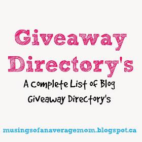 http://musingsofanaveragemom.blogspot.ca/2015/05/giveaway-directory.html