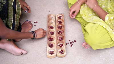 The charm of traditional Indian games!